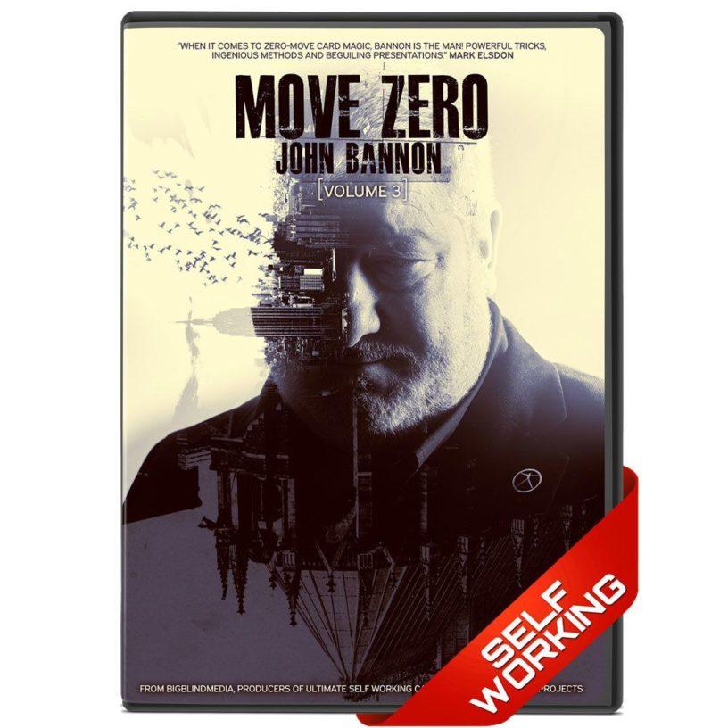 john bannon - move zero vol 3 - review