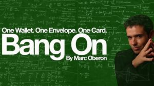 marc oberon bang on 2