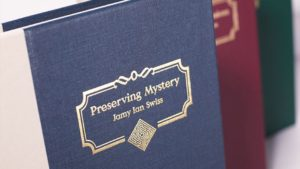 Jamy Ian Swiss - Preserving Mystery - review