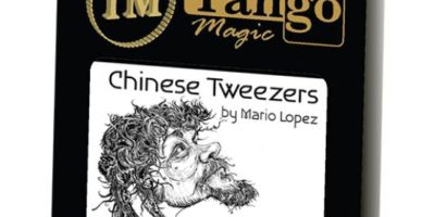 Mario Lopez chinese tweezers review