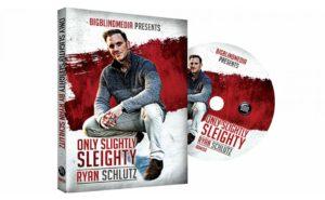 Ryan Schlutz - Only Slightly Sleighty - review