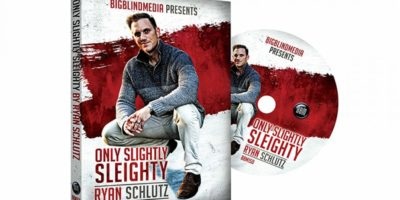 Ryan Schlutz - Only Slightly Sleighty - review