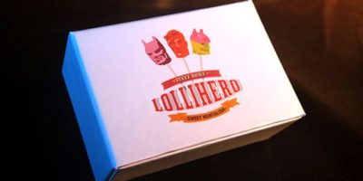 steve rowe - lolli hero - review