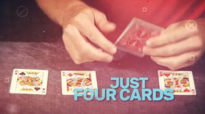 Cameron Francis - Nitrate - review - just four cards