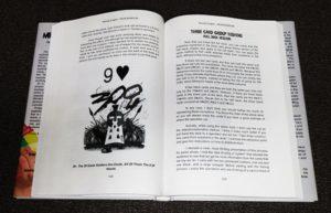 woody aragaon - memorandum - review - illustration