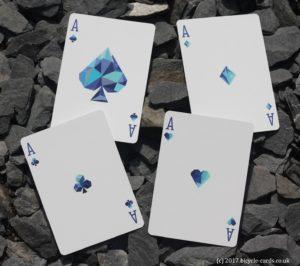 Memento Mori - deck review - aces