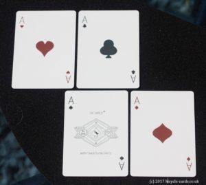 fox targets - deck review - aces