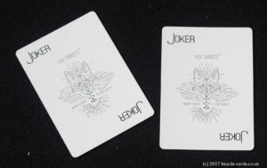 fox targets - deck review - jokers