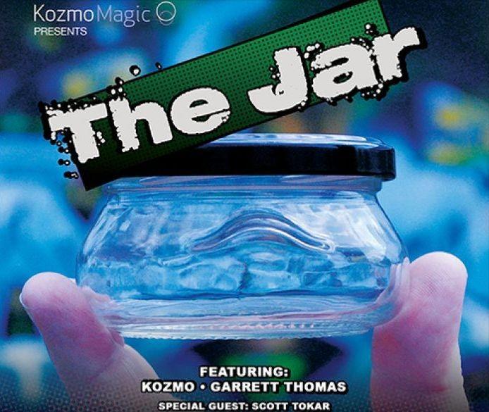 garrett thomas - kozmo - the jar - review