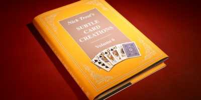 nick trost - subtle card creations volume 6 - review