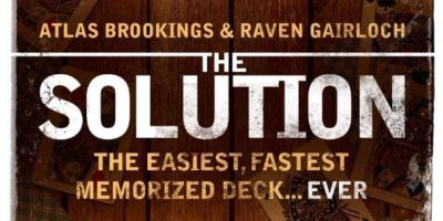 Atlas Brookings - The Solution - review