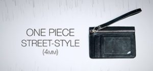 SansMinds Wallet - review - one piece street-style