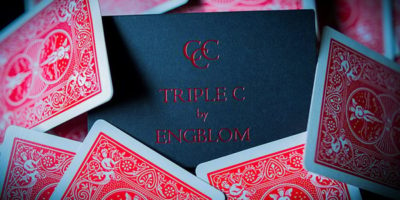 christian engblom - triple c - review