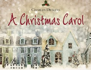 josh zandman - christmas carol book test - review