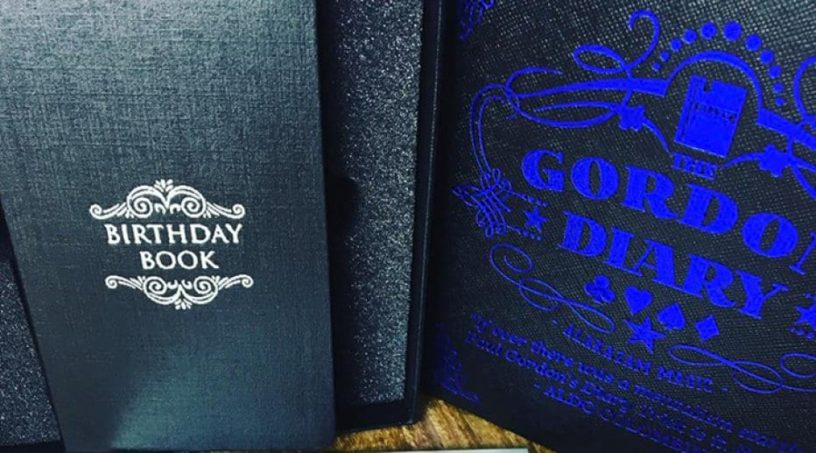 paul gordon - gordon diary - review