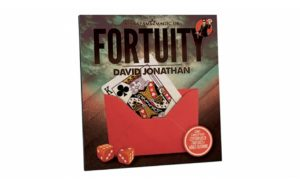 david jonathan - fortuity - review