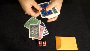 david jonathan - fortuity - review - rainbow deck