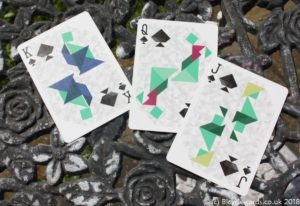 bicycle tangram court cards spades