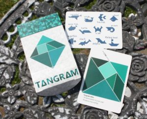 bicycle tangram deck review