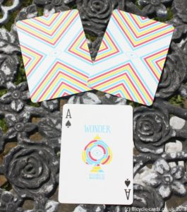 david koehler - wonder playing cards - jokers and ace of spades