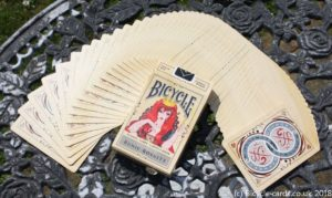 keith glover - runic royalty playing cards - spread