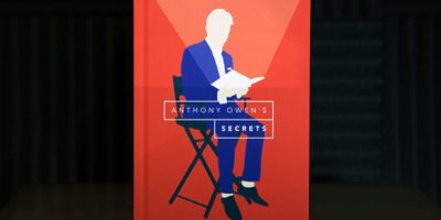 anthony owen - secret - review