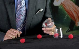 daryl - master course in cups and balls - review - clear teaching