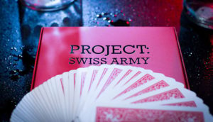 Brandon David and Chris Turchi - Project Swiss Army - magic review