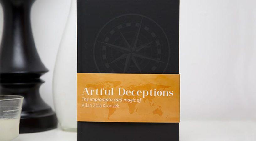 allan zola kronzek - artful deceptions - review