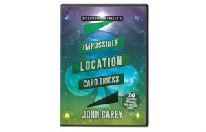 John Carey - Impossible Location Card Tricks - review