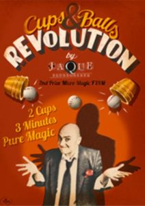 jaque - cups and balls revolution - review