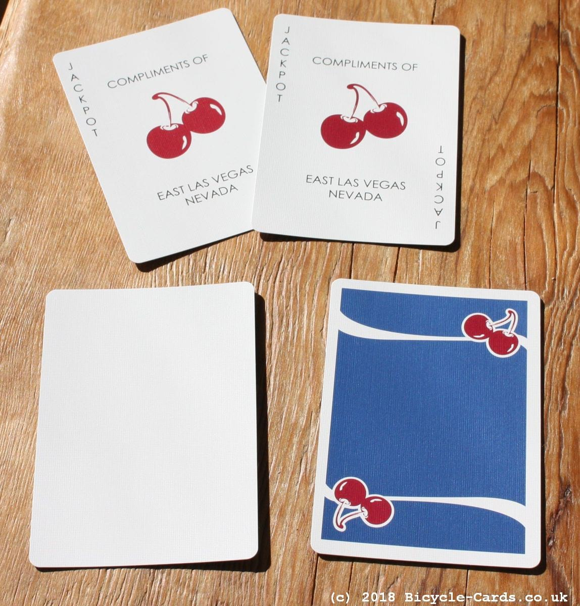 Another Deck Selection - Cherry Casino, Mondrian Broadway ...