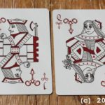 infinitas playing cards - review - court cards - hearts
