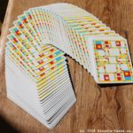 mondrian braodway playing cards - review - back spread