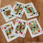 mondrian braodway playing cards - review - court cards