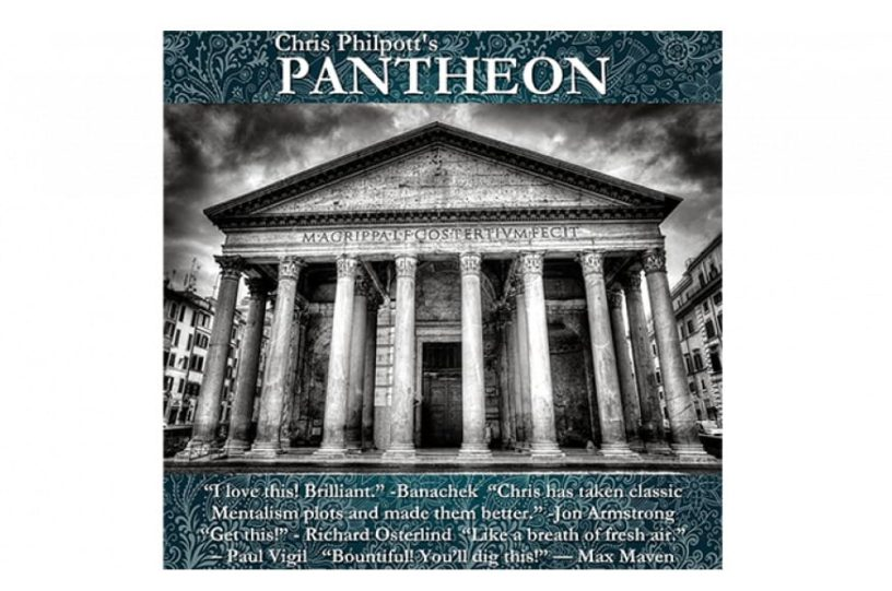 chris philpott - pantheon - review