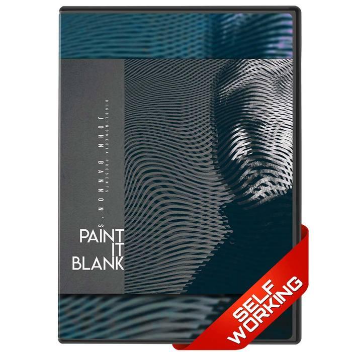 john bannon paint it blank review