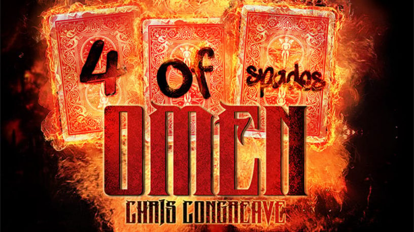 chris congreave - omen - review