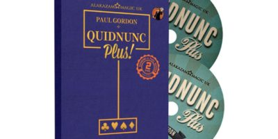paul gordon - quidnunc plus - review