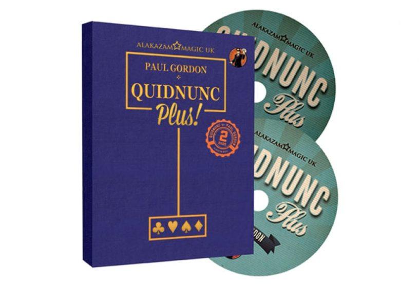 paul gordon - quidnunc plus - review