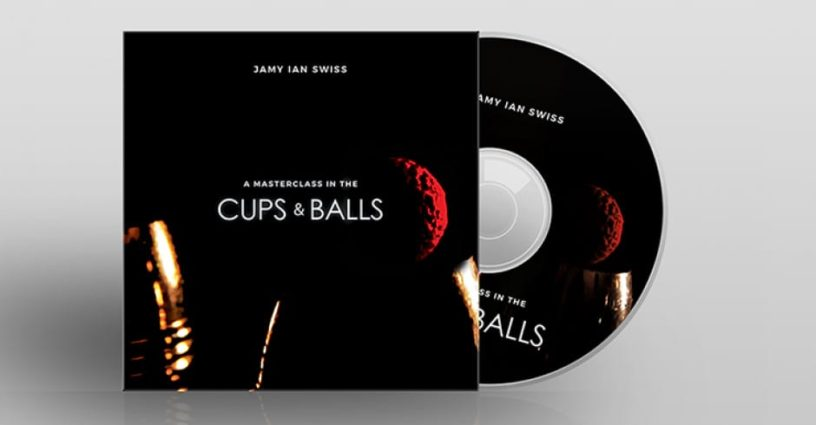 jamy ian swiss - a masterclass in the cups and balls - review
