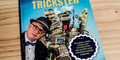 mel mellers - the travelling trickster - review
