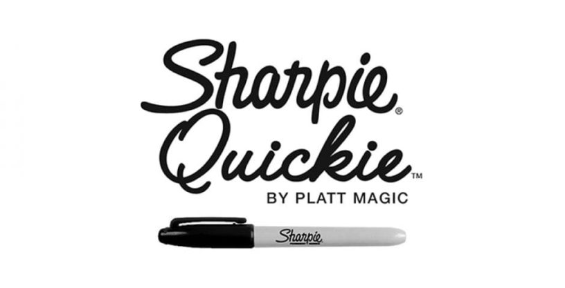 platt magic - sharpie quickie - review