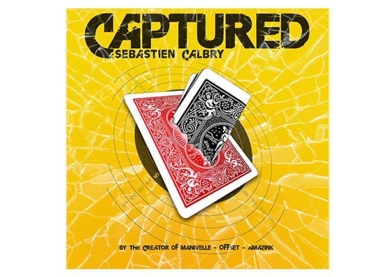 sebastien calbry - captured - review