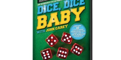 john carey - dice dice baby - review