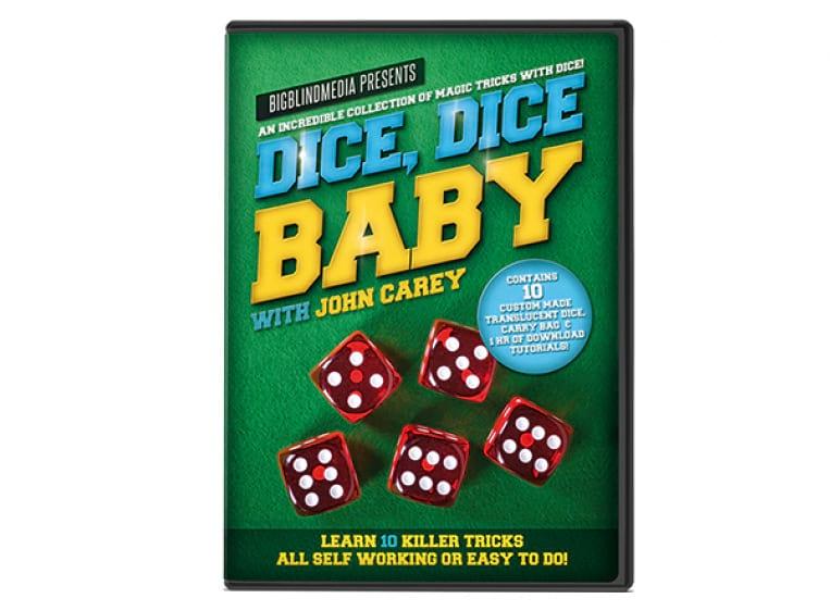 john carey - dice dice baby - review