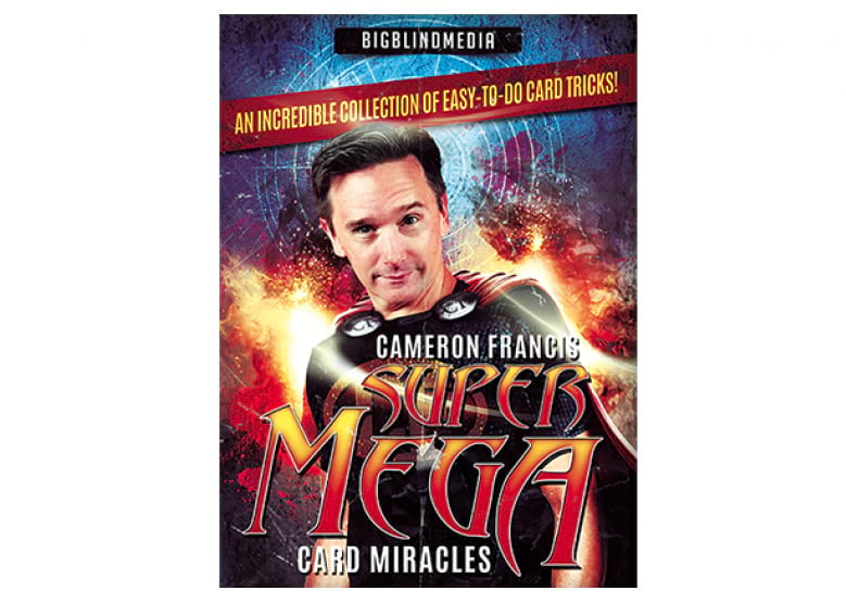 Cameron Franics - Super Mega Card Miracles - review