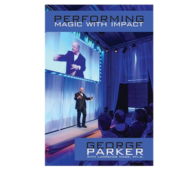 george parker - performing magic with impact - review