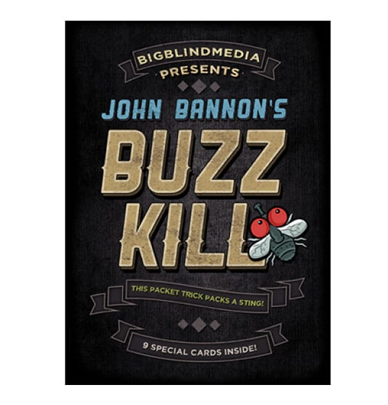 john bannon buzz kill review