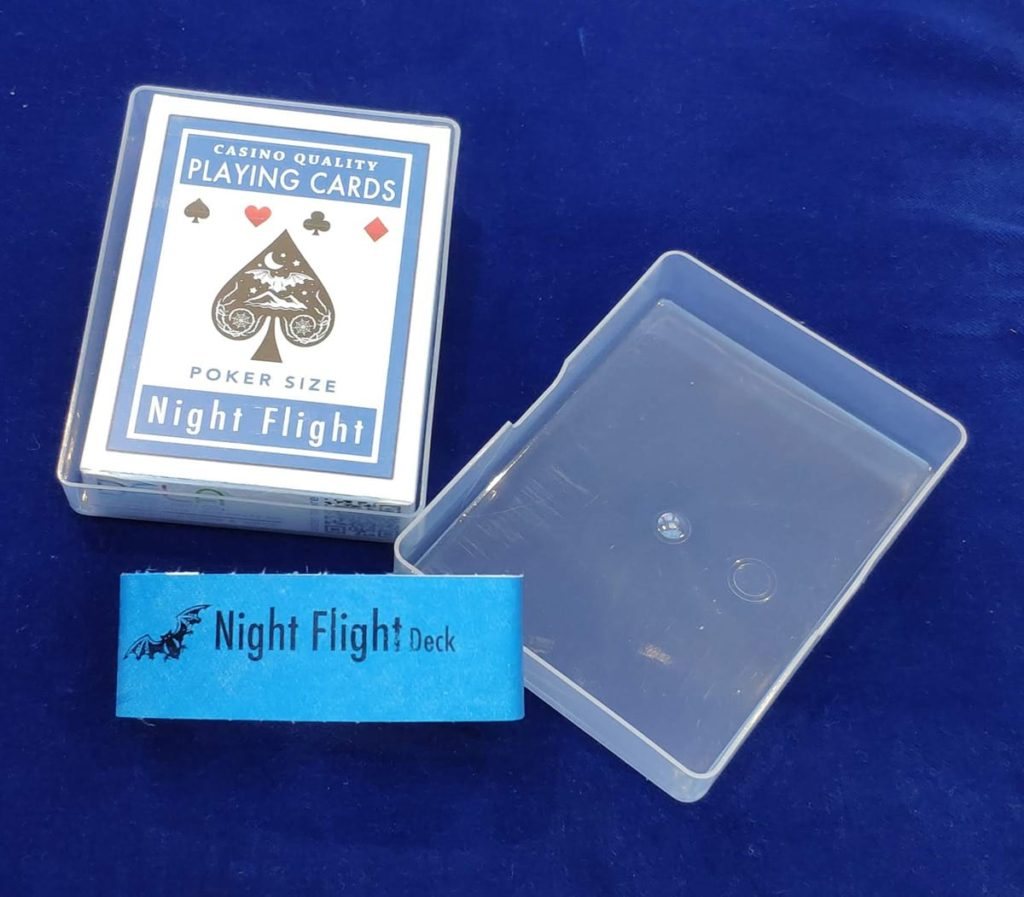 steve dela - night flight deck - review - unboxed